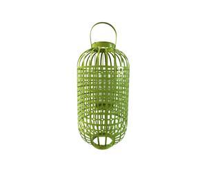 Lanterne fer, vert - H38