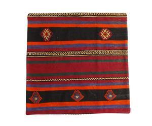 Housse de coussin sohana 100% laine, multicolore - 70*70