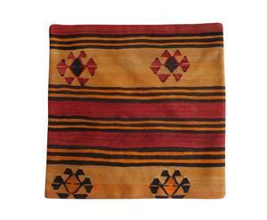 Housse de coussin jelani 100% laine, multicolore - 70*70