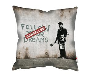 Coussin FOLLOW YOUR DREAMS - 45*45