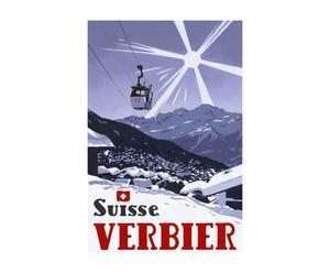 Impression sur toile VERBIER - 40*60