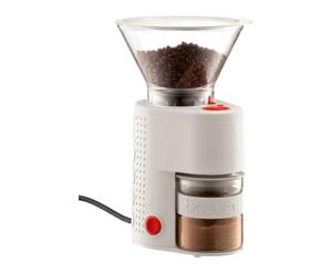 Broyeur à café Bistro Z, Blanc - H28