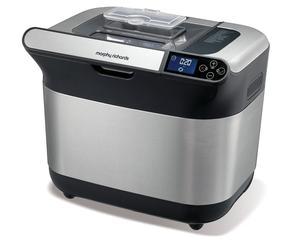 Machine à pain BAKER INOX, Argenté et noir - 4,5 L