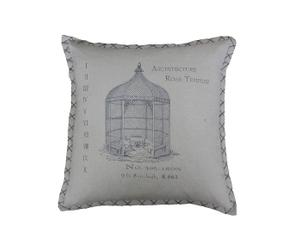 Coussin Conservatory, coton - 60*60