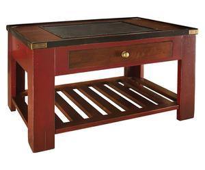 Tavolo da salotto in ciliegio Collector - 81x47x55 cm