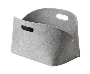 Cesta eco-friendly in feltro BOX - 25x33x43 cm