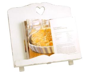 Leggio di cucina in legno Cook - 30x32x15 cm