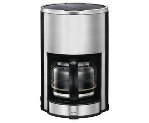 Bollitore caffe' in acciaio inox con caraffa in vetro - 1.4 lt