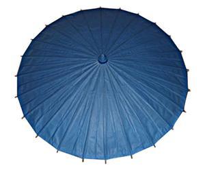 Ombrello decorativo in carta - 119x80 cm