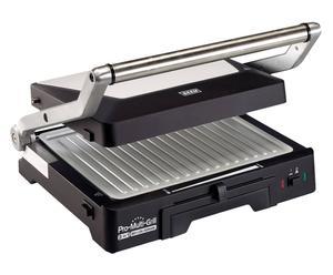griglia elettrica Pro-Multi-Grill 3 in 1 - 40x40x19 cm