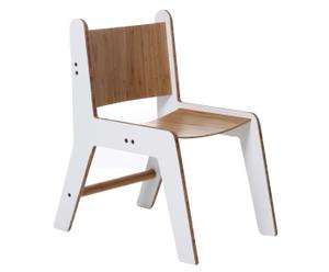 Sedia per bambini in bambu' - 33X44X51 cm