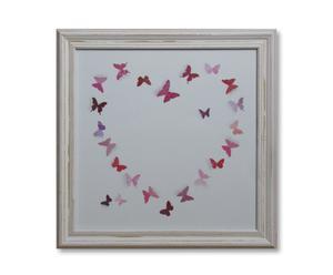 Kunstdruck Flutterbyes 2, 30 x 30 cm