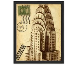 stampa su carta Letters to New York I - 40x50 cm