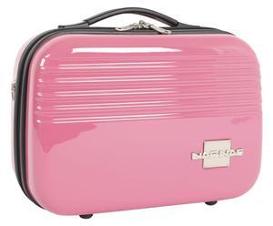 Beauty case naf naf rosa - 37x31x18 cm