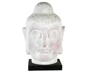 Buddha-Kopf AFSHAN, H 54 cm
