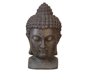 scultura decorativa in poliresina buddha - 50x27x29 cm