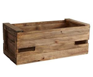cassetta milleusi in legno Michelle - 51x26x21 cm