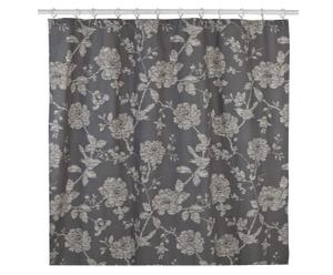 Tenda in cotone per vasca Bliss Bird marrone - 183x183 cm