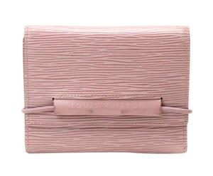 Portafoglio in pelle epi Louis Vuitton Portemonnaie II - 16x13x4 cm