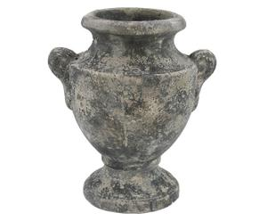 Anfora decorativa in ceramica Antique - 19x21x14 cm