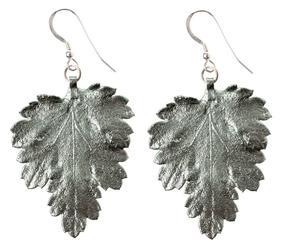 Coppia di orecchini in argento 925 Chrisanthem