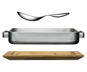 Set da forno con vassoio e cucchiaio