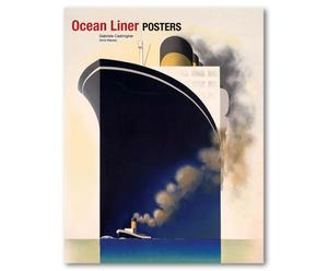 Libro OCEAN LINER POSTERS