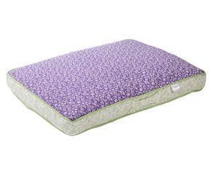 Cuscino per cani in cotone imbottito in polistere - 80x60x10 cm