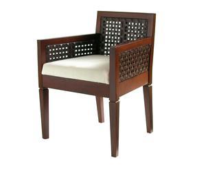 Sedia in legno di palma - A78XL55XP60 cm