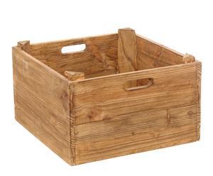 Cassetta in legno Madeira
