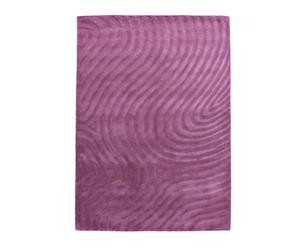 tappeto in lana lilla soft dune - 240x170 cm