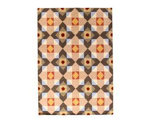 tappeto in lana sabbia eixample detra - 240x170 cm