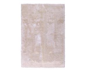 tappeto in lana e seta bianco kravit - 240x170 cm