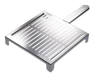 griglia per verdure e pesce grill - 40x49x15 cm