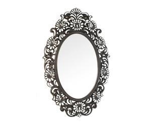 Specchio con cornice in resina Royal - 75x120 cm