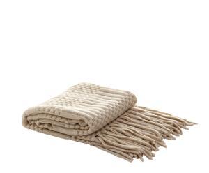 coperta sweety bianco - 170x130 cm