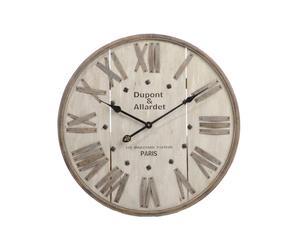 orologio circolare in legno da parete paris - d 60 cm