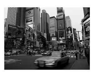 Stampa su pannello Times Square by Teo Tarras - 60x80 cm