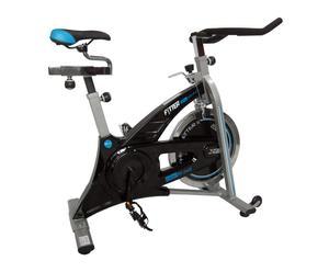 CYCLETTE MULTIFUNZIONE CON BORRACCIA E SELLINO REGOLABILE - inerzia ruote 22 kg