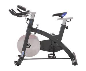 CYCLETTE MULTIFUNZIONE CON BORRACCIA E SELLINO REGOLABILE - inerzia ruote 14 kg