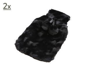 Borsa per acqua calda in pelliccia sintetica Warmy