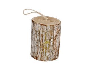 Fermaporta in legno Forest - 16X20X14 cm