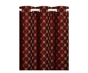 Tenda con asole per il bastone Reddy- 140x280 cm