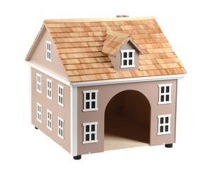 Cuccia da giardino in legno MY HOUSE - 80x90x95 cm