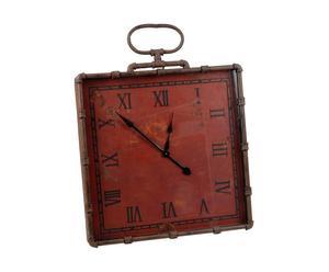 Orologio da parete in ferro GOUSSET - 10x104x81 cm