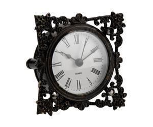 orologio da tavolo carre' - 9x4x9 cm