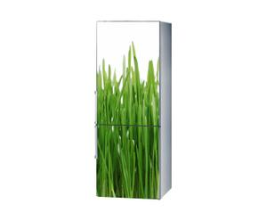 Cover magnetica per frigorifero in vinile prato - 180x60 cm