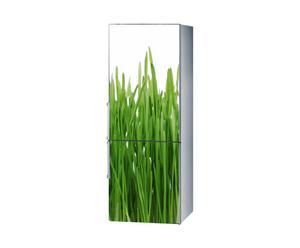 Cover magnetica per frigo in vinile Green - 150x60 cm
