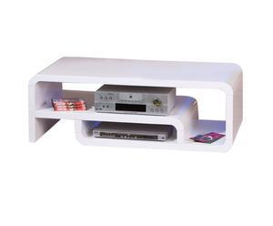 mobile porta Tv in legno laccato Lorenzo - 120x60x42 cm