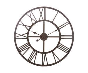 Orologio da parete in ferro Roman - D70 cm